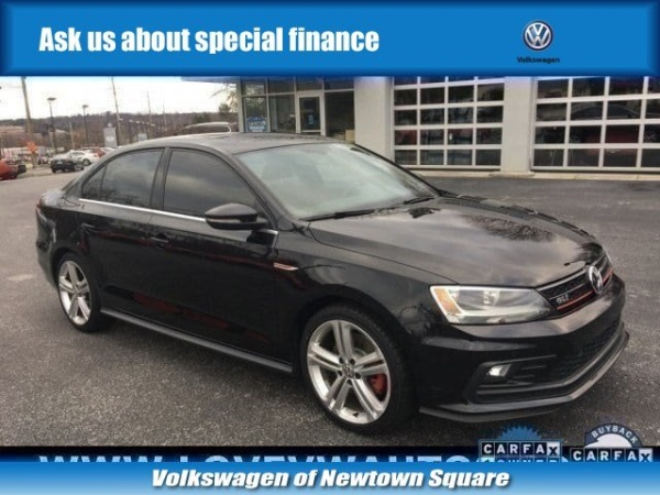 2016 manual jetta gli