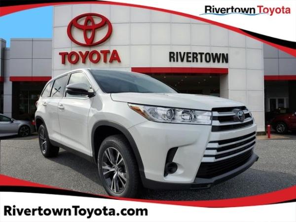 2019 Toyota Highlander