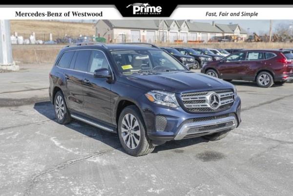 2019 Mercedes-Benz GLS in Westwood, MA