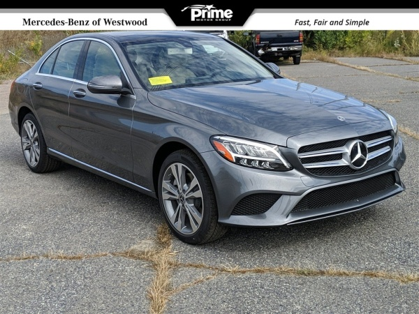 2020 Mercedes-Benz C-Class in Westwood, MA