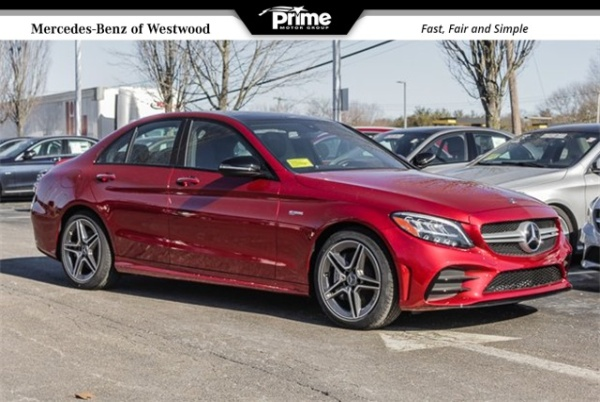 2019 Mercedes-Benz C-Class in Westwood, MA