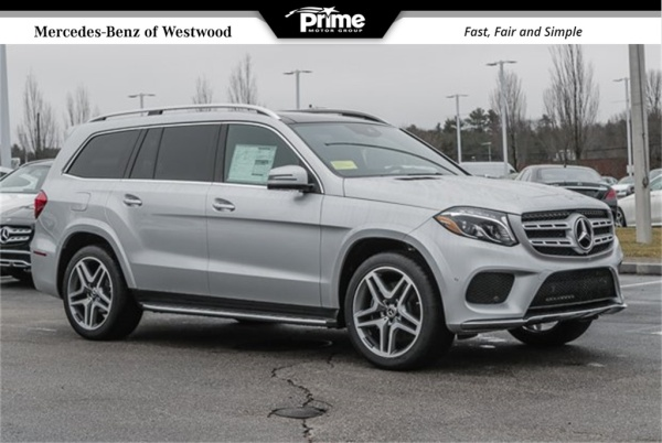 2019 Mercedes-Benz GLS in Westwood, MA