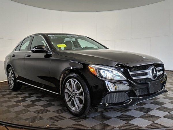 2017 Mercedes-Benz C-Class in Westwood, MA