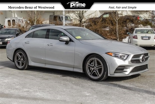 2019 Mercedes-Benz CLS in Westwood, MA