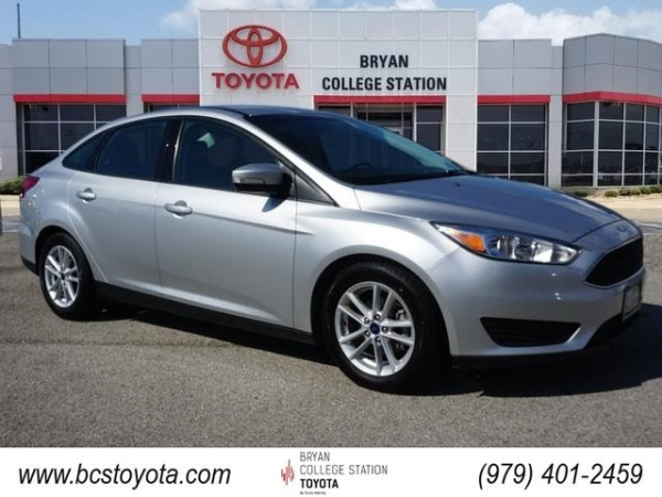 College Station Ford >> Ford Focus