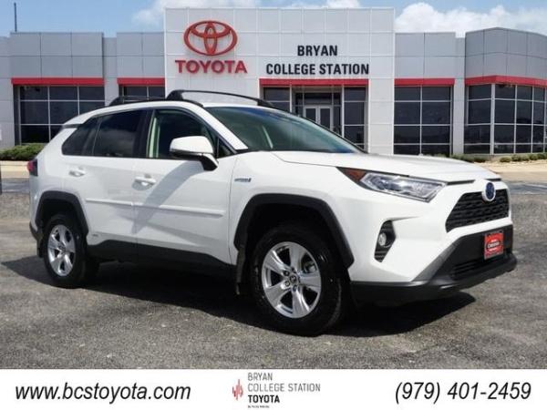 2019 Toyota RAV4 in Bryan, TX