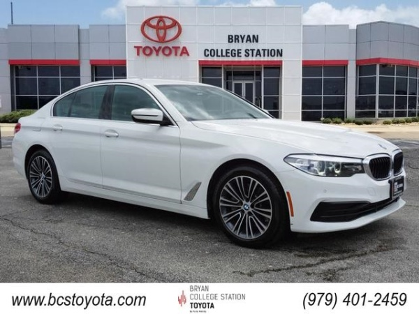 2019 BMW 5 Series in Bryan, TX