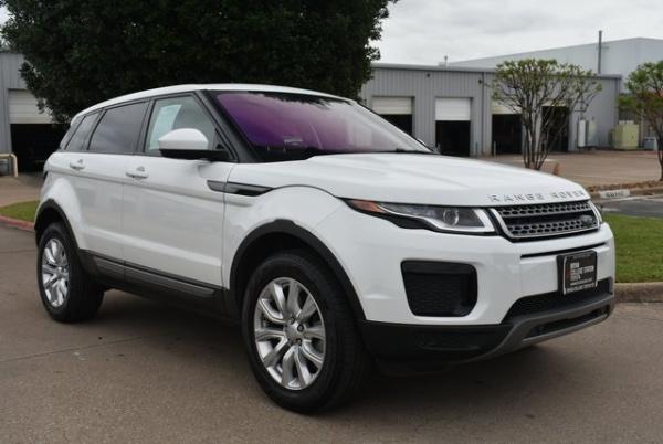2019 Land Rover Range Rover Evoque in Bryan, TX