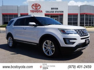 Ford College Station >> Used Ford Explorers For Sale In College Station Tx Truecar
