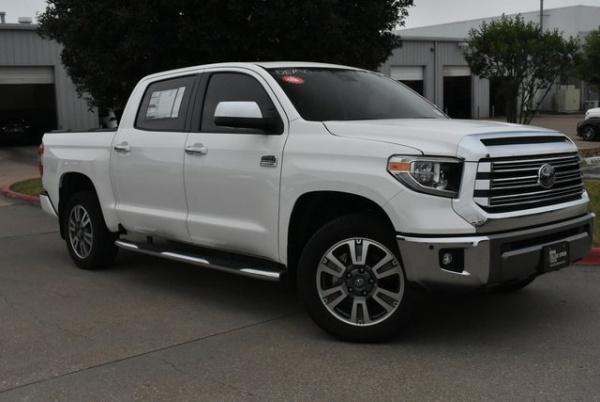 2020 Toyota Tundra in Bryan, TX