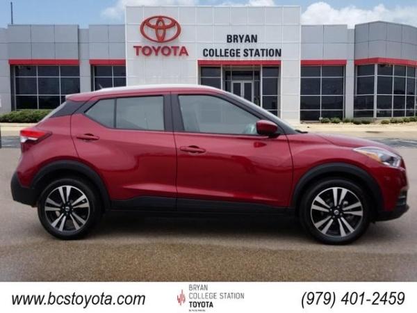 2019 Nissan Kicks in Bryan, TX