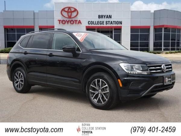 2019 Volkswagen Tiguan in Bryan, TX