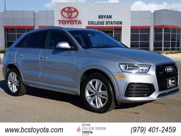 2018 Audi Q3 in Bryan, TX