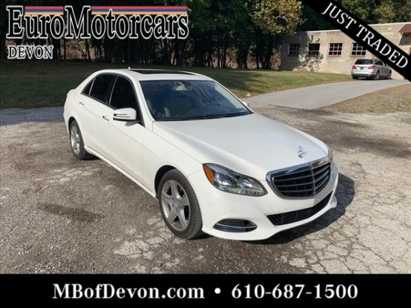2014 Mercedes-Benz E-Class in Devon, PA