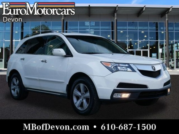 2012 Acura MDX in Devon, PA