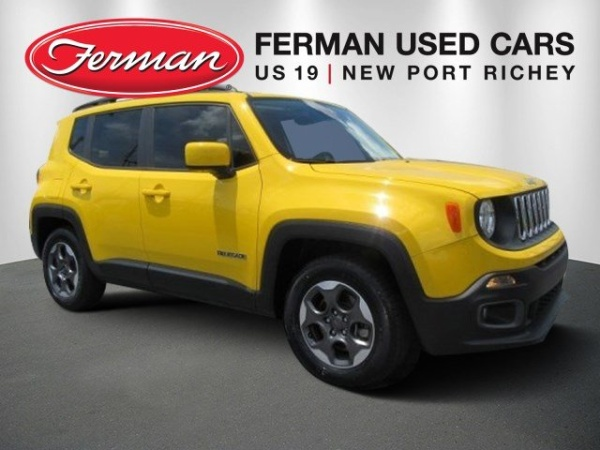 2016 Jeep Renegade Latitude 4x2