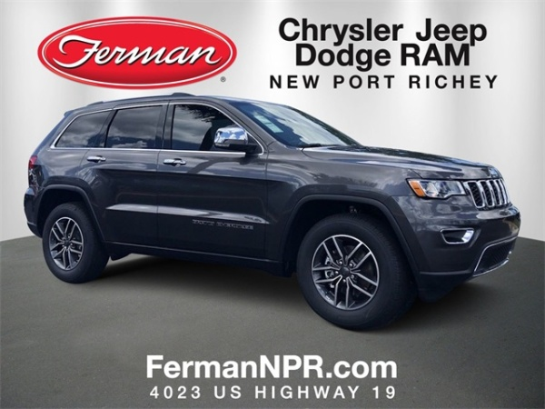 2019 Jeep Grand Cherokee in New Port Richey, FL