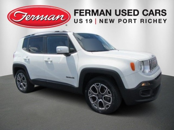 2015 Jeep Renegade Limited 4x2