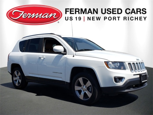 2017 Jeep Compass in New Port Richey, FL