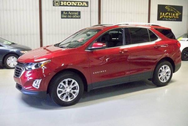 2019 Chevrolet Equinox in Ottawa Lake, MI