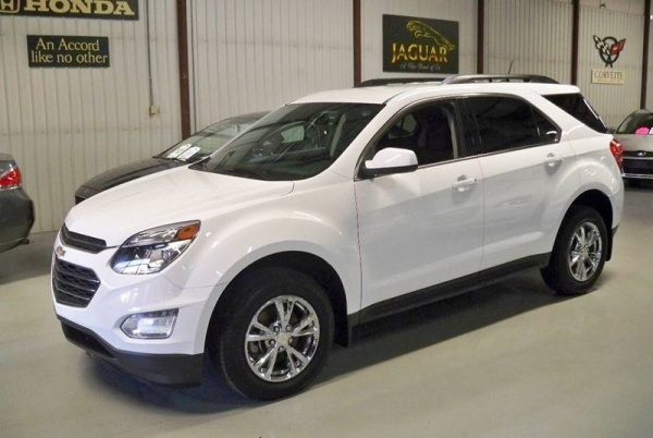 2017 Chevrolet Equinox in Ottawa Lake, MI