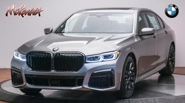 2020 BMW 7 Series in Norwalk, CA