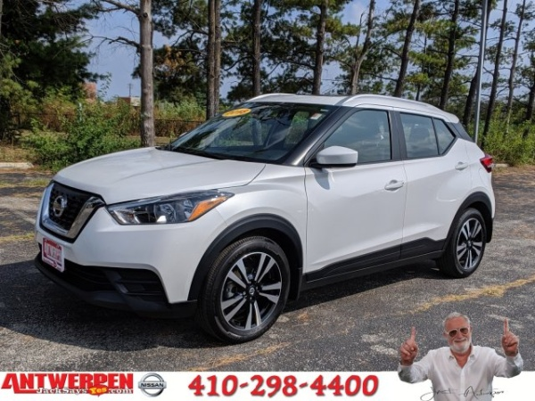 2018 Nissan Kicks in Baltimore, MD