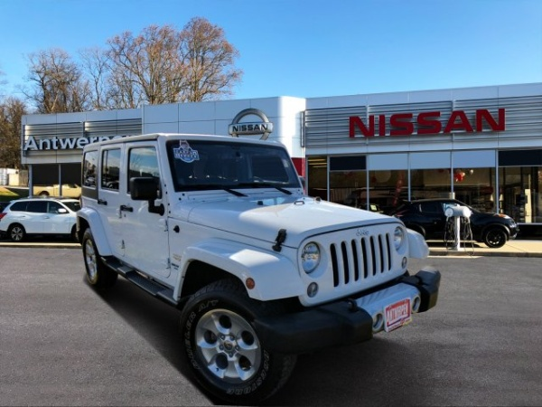2014 Jeep Wrangler in Baltimore, MD