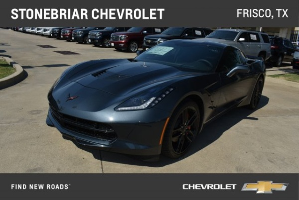 2019 Chevrolet Corvette in Frisco, TX