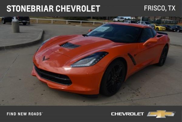 2019 Chevrolet Corvette in Frisco, TX