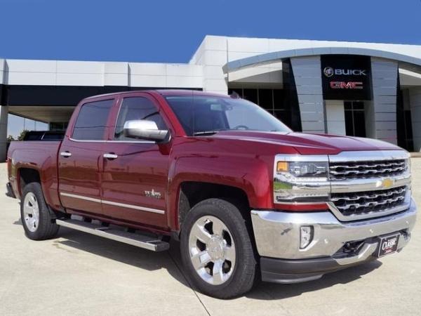 2017 Chevrolet Silverado 1500 in Carrollton, TX