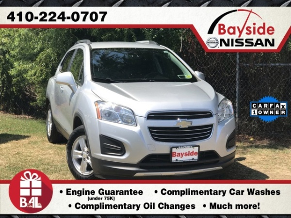 2016 Chevrolet Trax in Annapolis, MD
