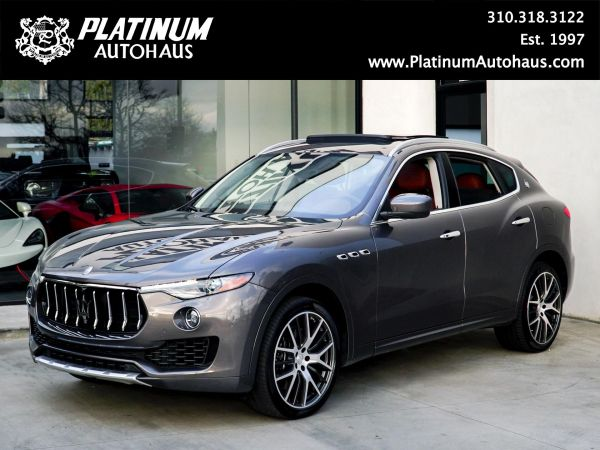 2017 Maserati Levante in Redondo Beach, CA