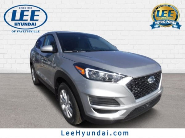 2020 Hyundai Tucson in Fayetteville, NC