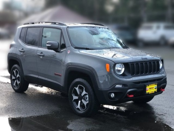 2020 Jeep Renegade in Kirkland, WA