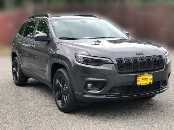 2020 Jeep Cherokee in Kirkland, WA