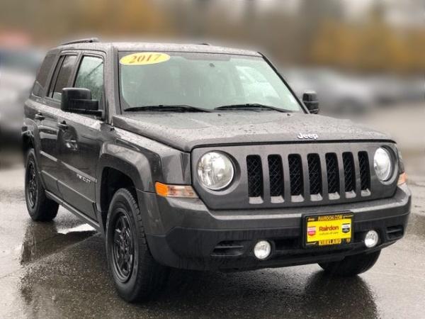 2017 Jeep Patriot in Kirkland, WA