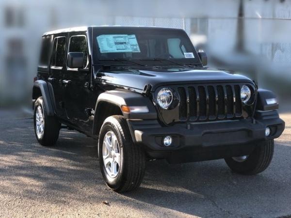 2020 Jeep Wrangler in Kirkland, WA