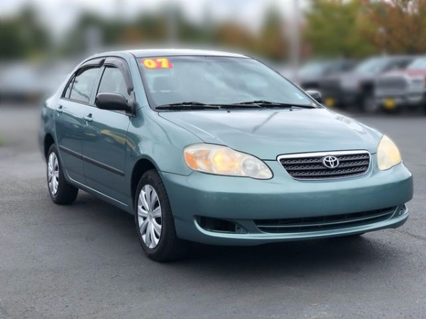 2007 Toyota Corolla Reviews, Ratings, Prices - Consumer Reports