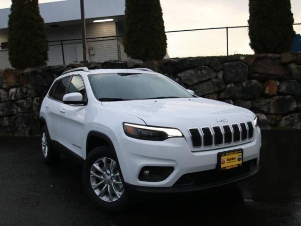 2019 Jeep Cherokee in Monroe, WA
