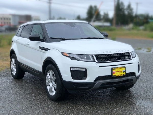 2017 Land Rover Range Rover Evoque in Arlington, WA