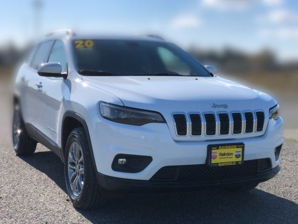 2020 Jeep Cherokee in Arlington, WA