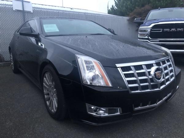 2014 Cadillac CTS 3.6L Performance