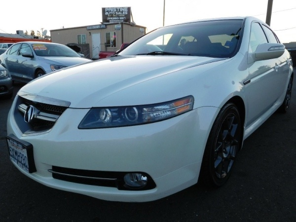 2007 Acura Tl Type S Navigation >> 2007 Acura Tl Type S With Summer Tires Automatic For Sale In