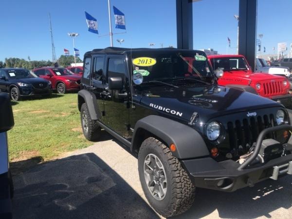 2013 Jeep Wrangler in Pensacola, FL
