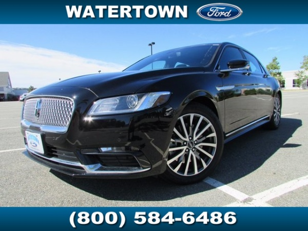 2017 Lincoln Continental in Watertown, MA