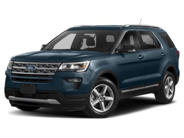 2018 Ford Explorer in Watertown, MA