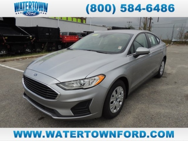 2020 Ford Fusion in Watertown, MA