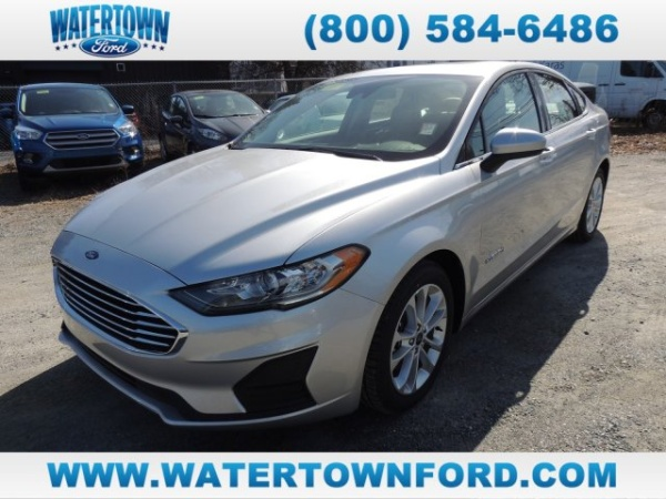 2019 Ford Fusion in Watertown, MA
