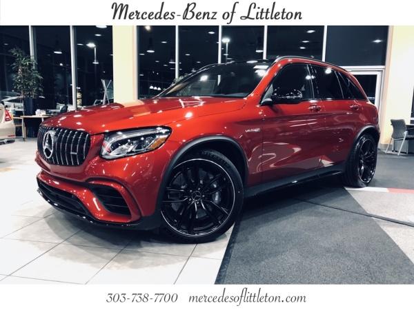 2019 Mercedes-Benz GLC AMG GLC 63